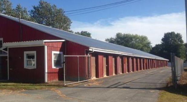 Self storage units in Brooklyn, CT