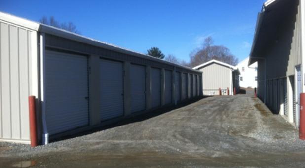 Self storage units in Danielson, CT