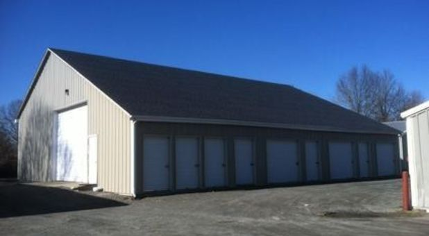 Self storage facility in Danielson, CT