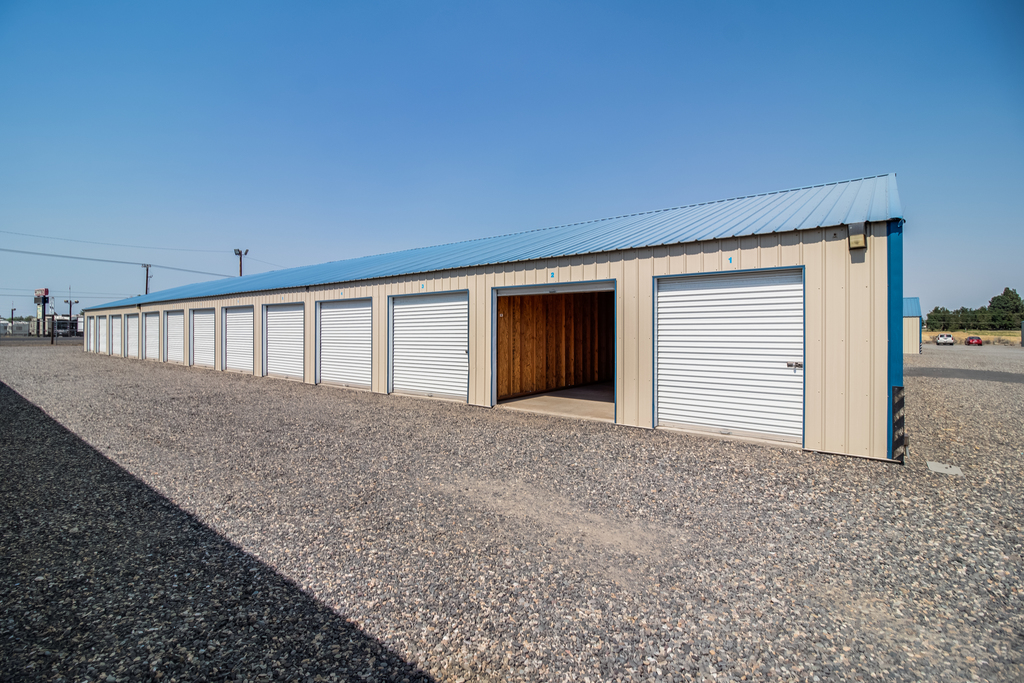 Drive Up Access in Hermiston, OR