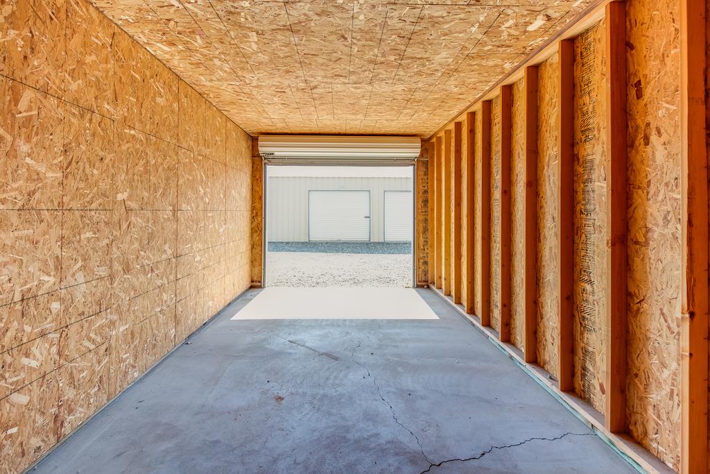 Interior of Storage Unit in Hermiston, OR