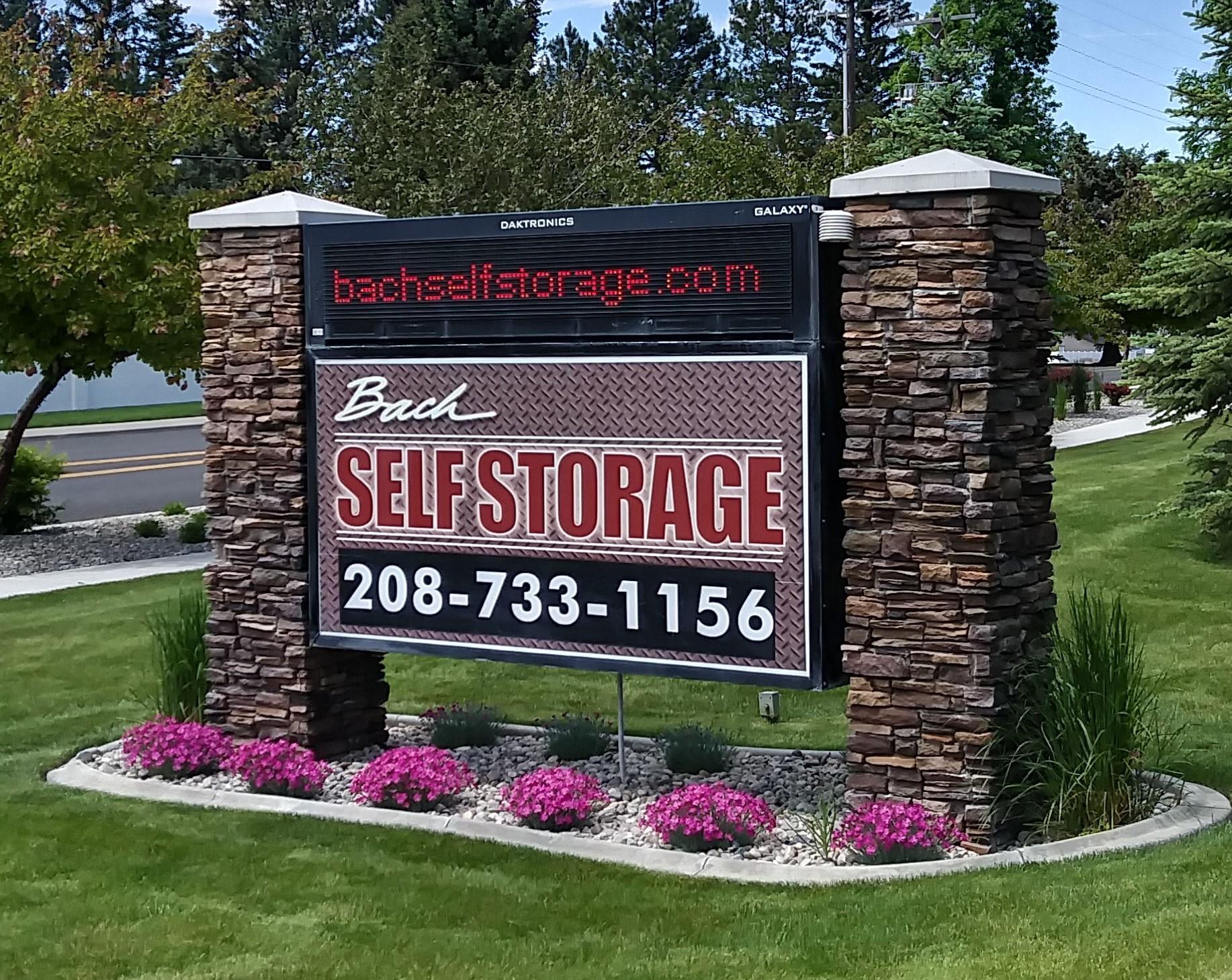 Bach Self Storage in ID