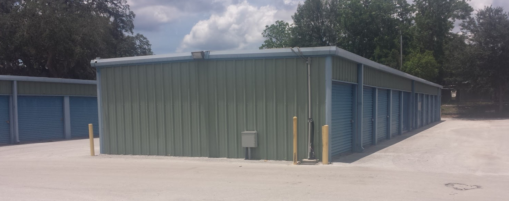 Storage in New Port, Richey, FL