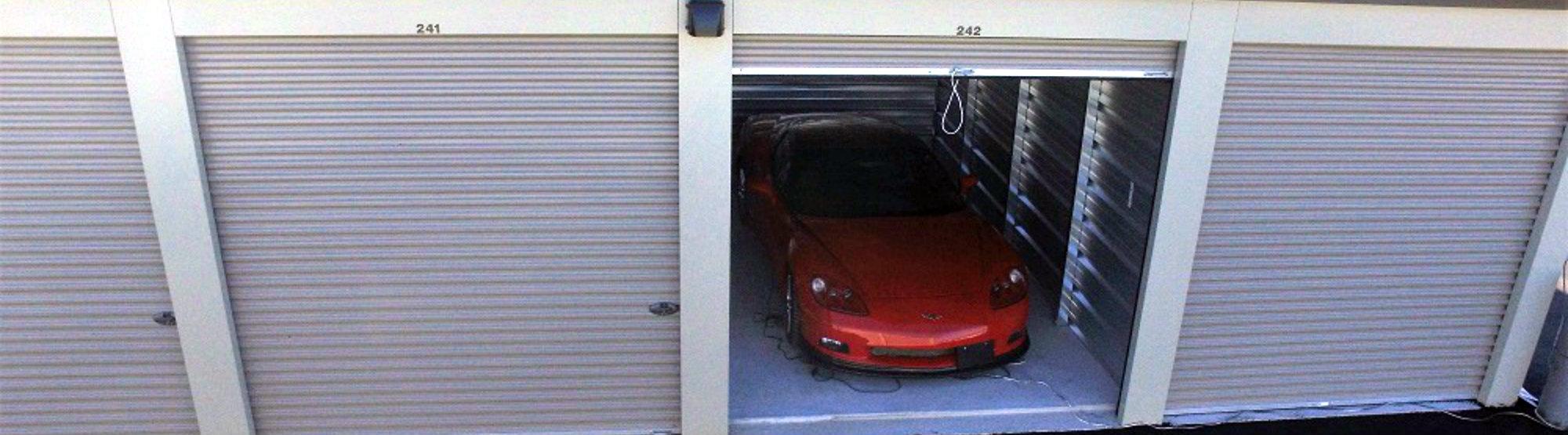 Automobile Storage in DeForest, WI