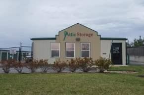 attic storage in spring hill