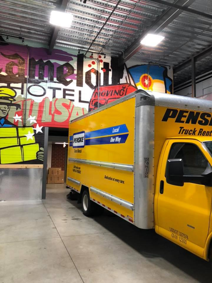 moving truck shipping services tulsa, ok