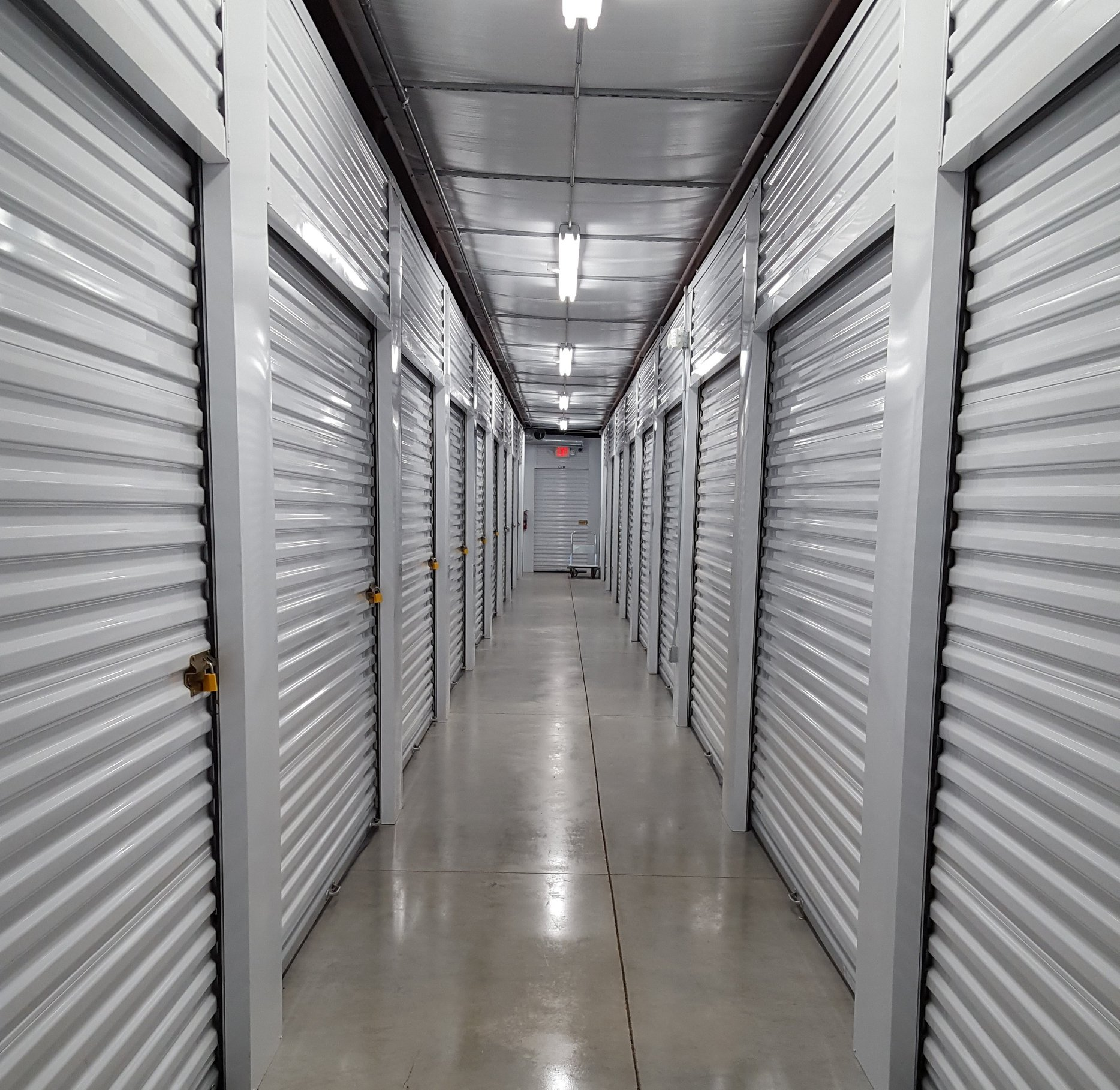 interior climate controlled storage in oklahoma