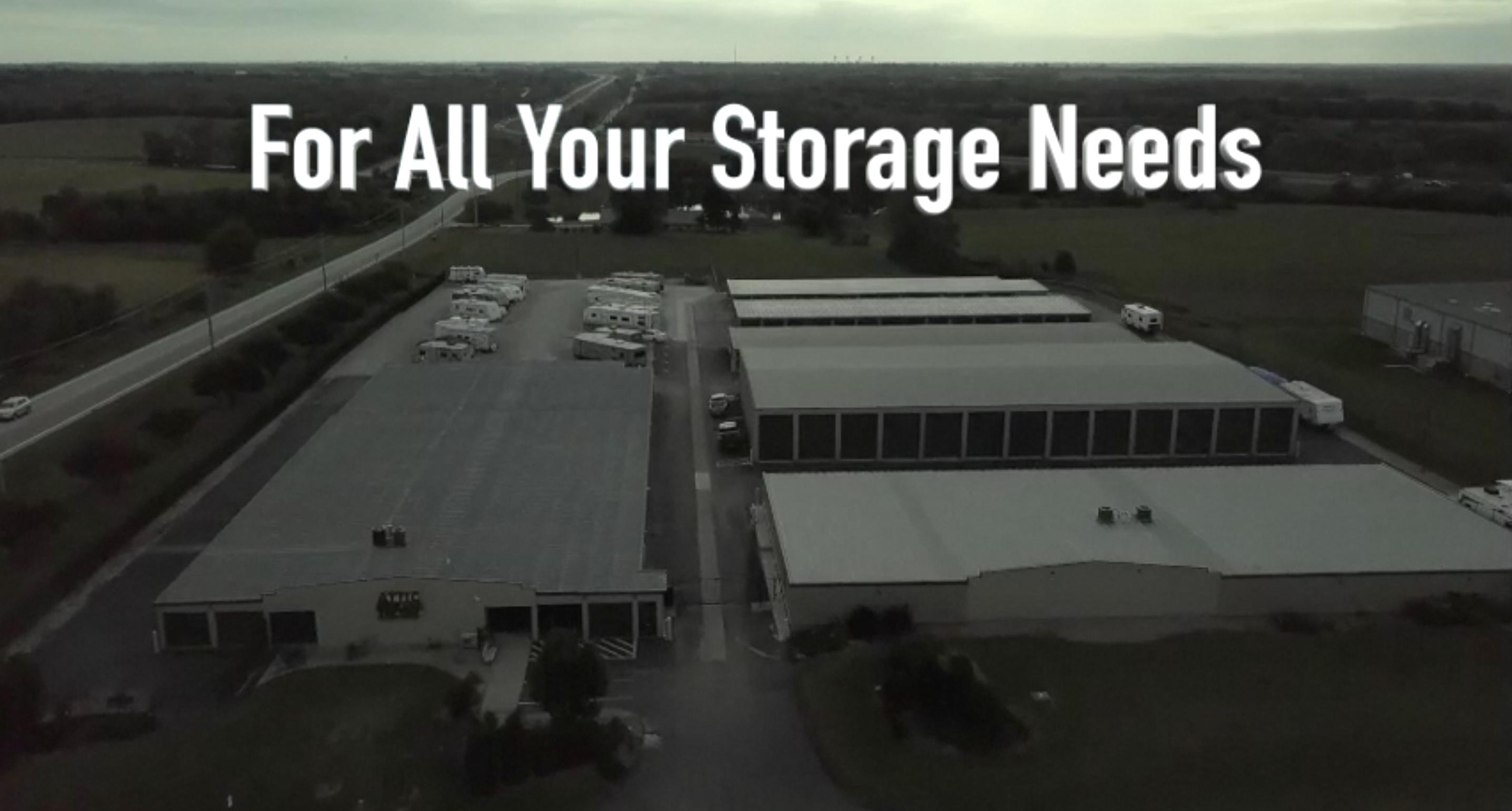 storage needs in Eudora, KS