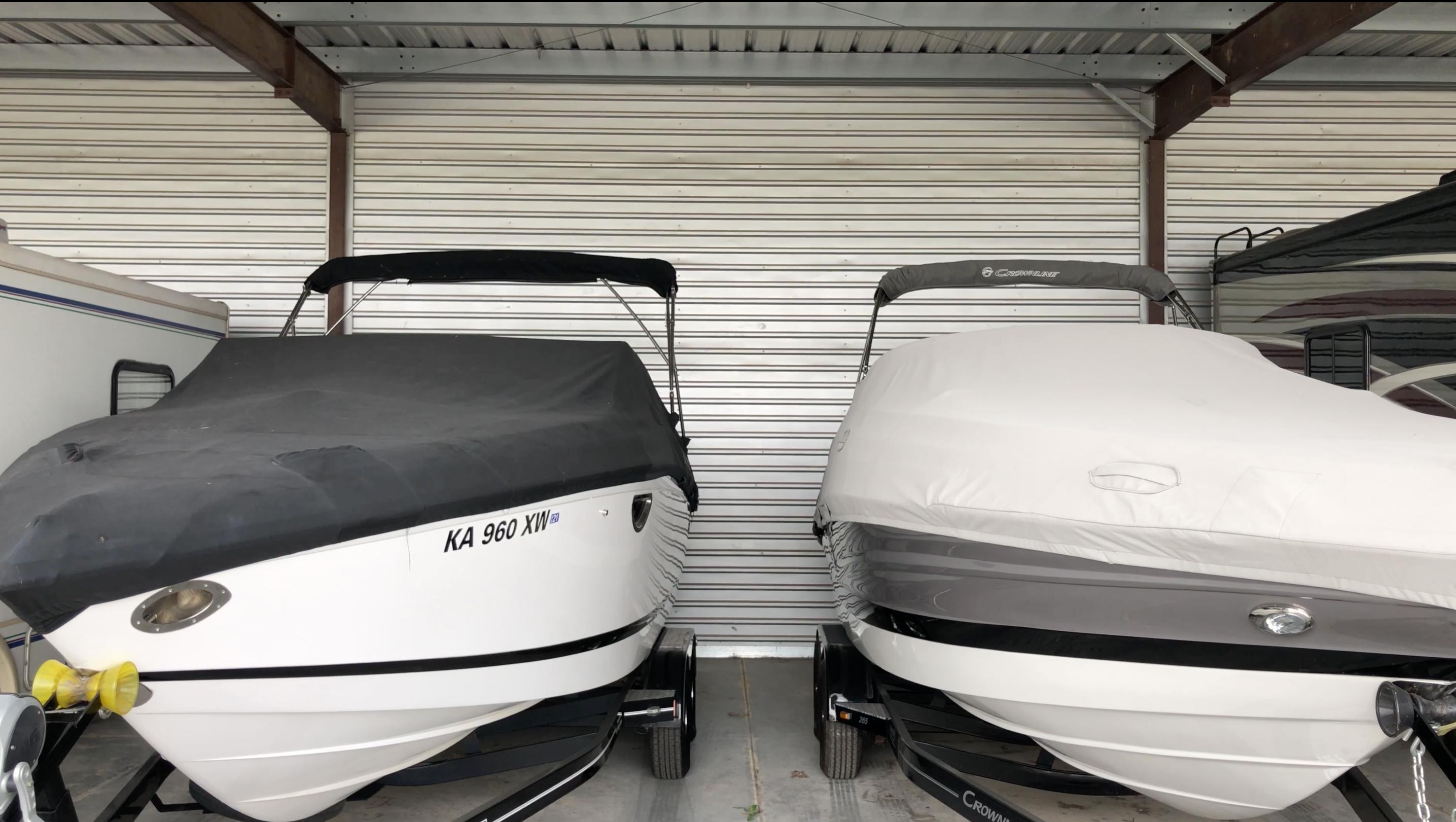 boat storage in Eudora, KS