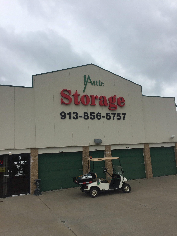 Attic Storage of Gardner