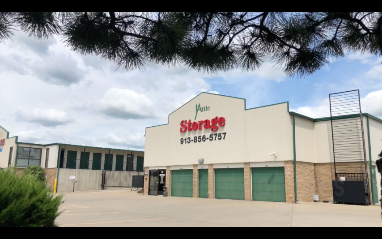 storage units in Gardner, KS