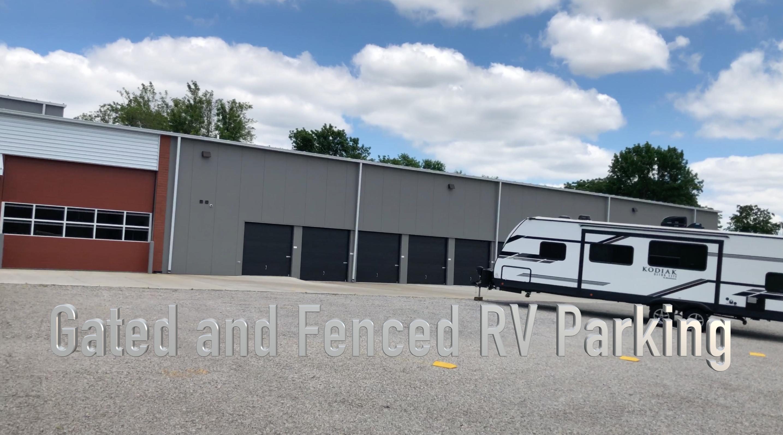RV parking Tulsa, OK