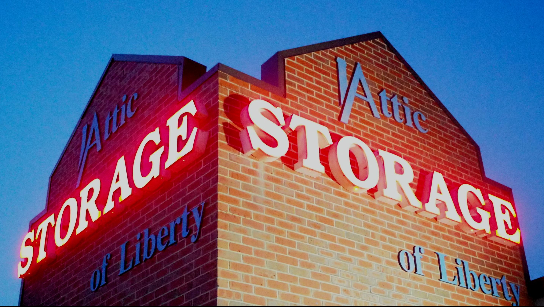 storage in Liberty, MO