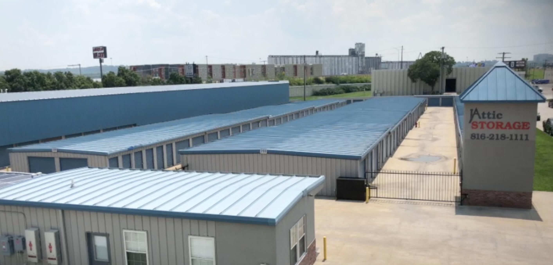 storage in North Kansas City, MO