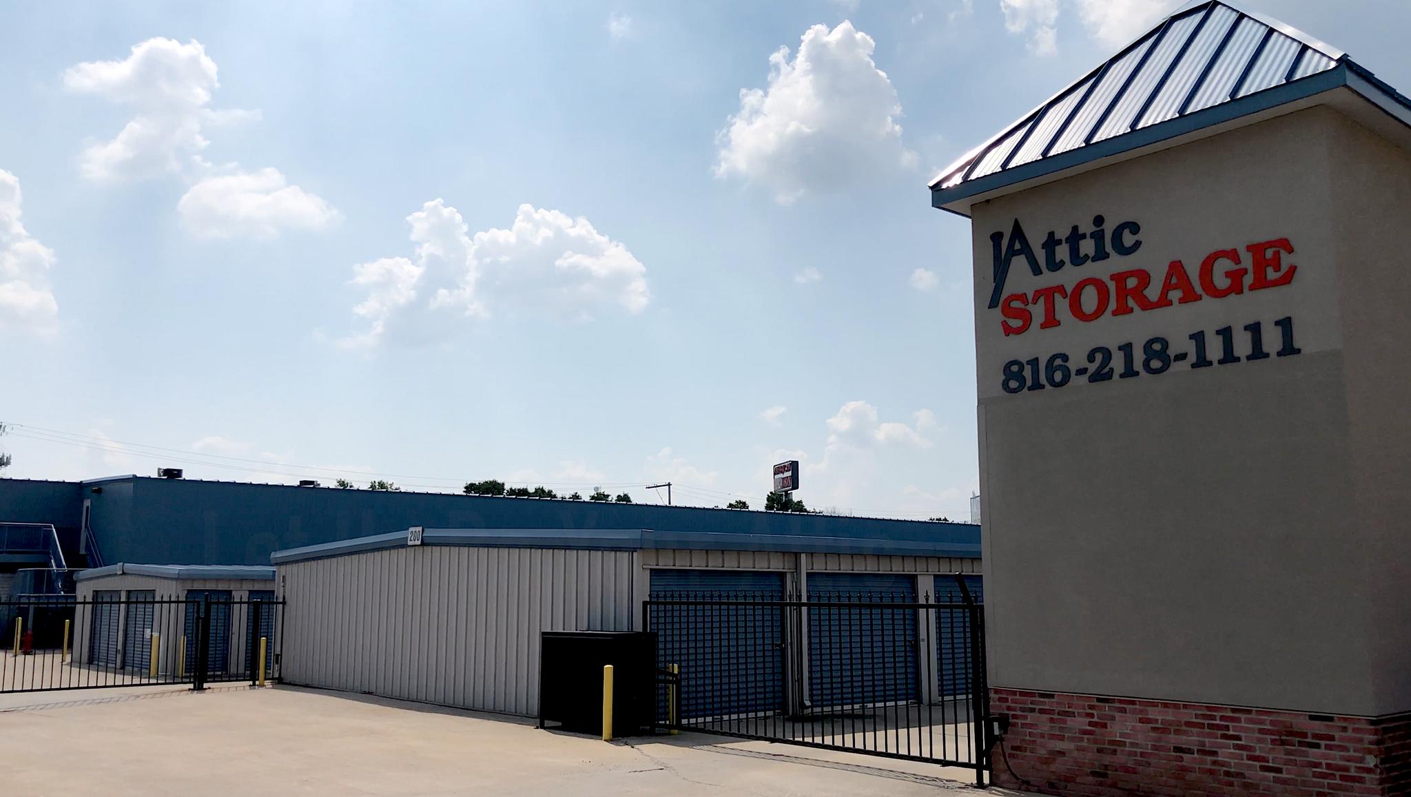self storage in North Kansas City, MO