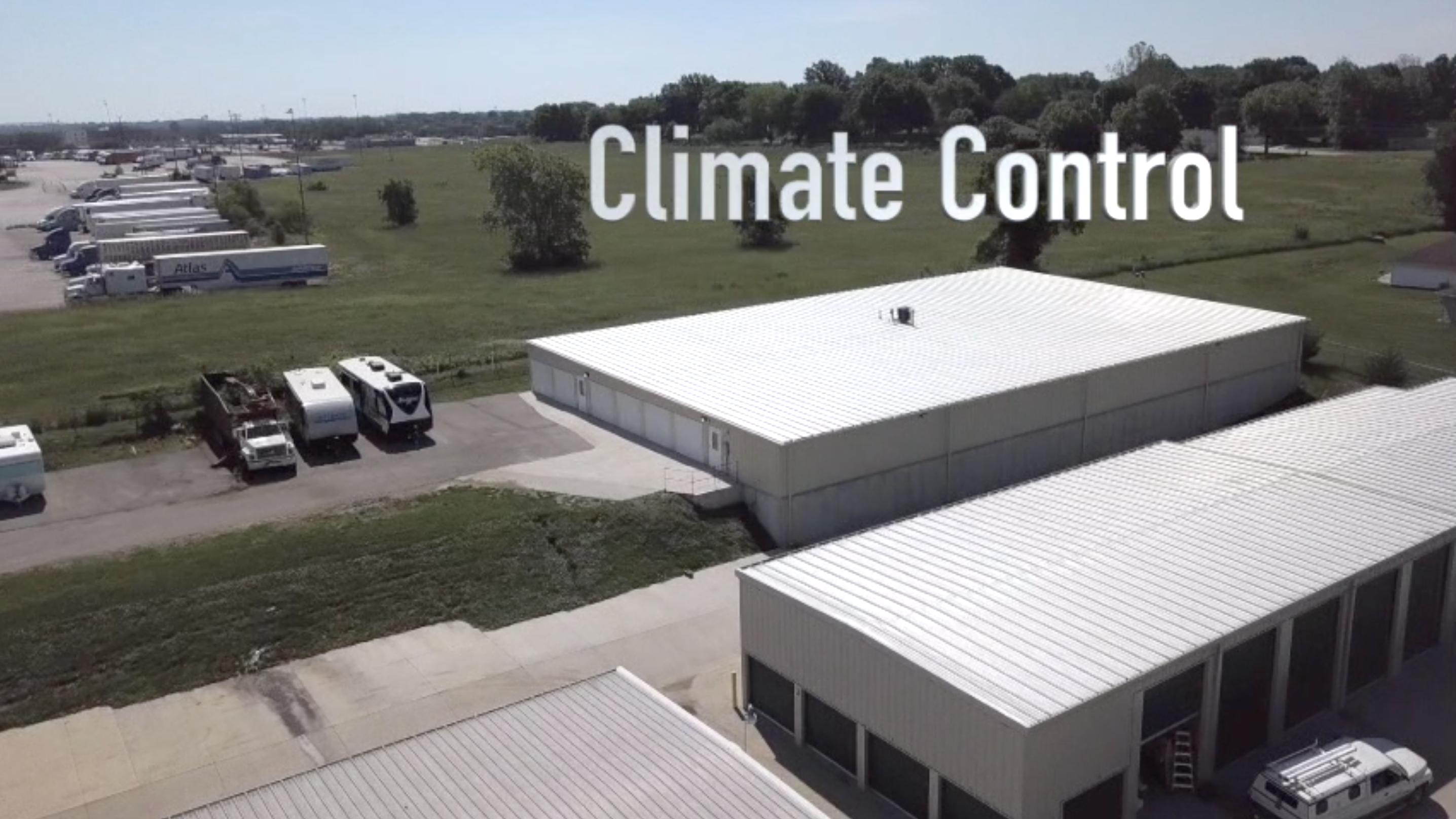 climate controlled storage Oak Grove, MO