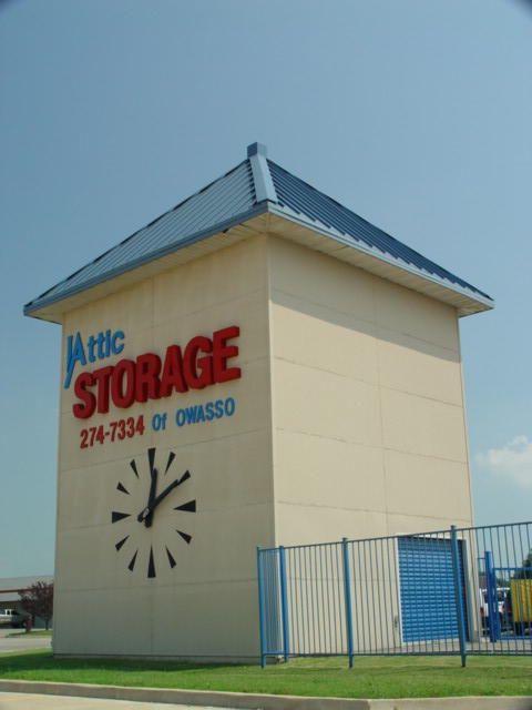 storage in Owasso, OK