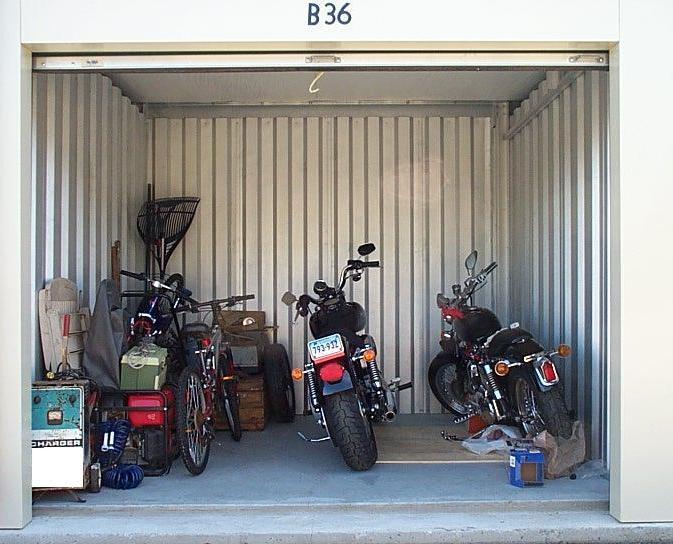 johnson county ks storage unit