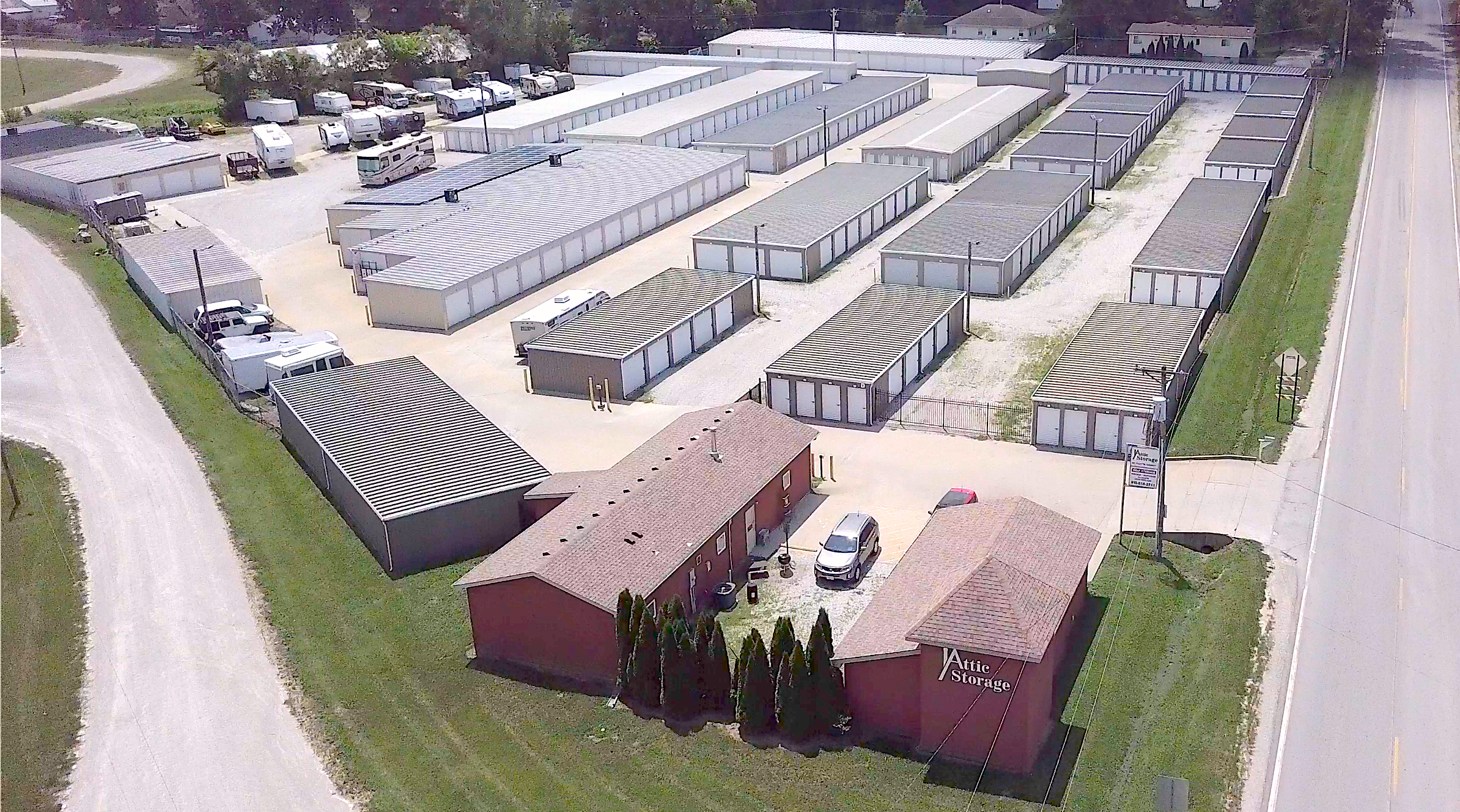 storage in Platte County, MO