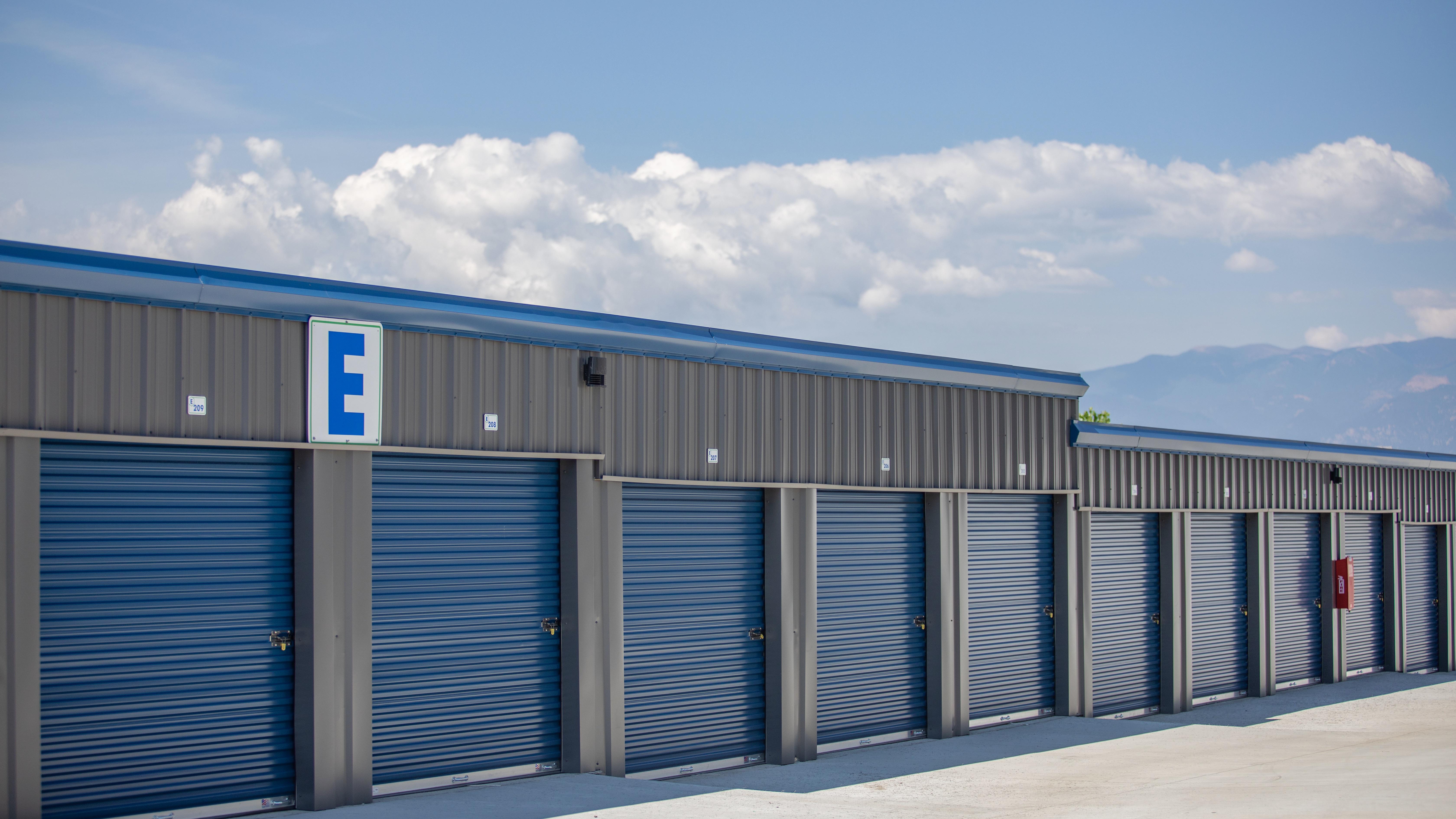 Self Storage Facility Open in Colorado Springs, CO