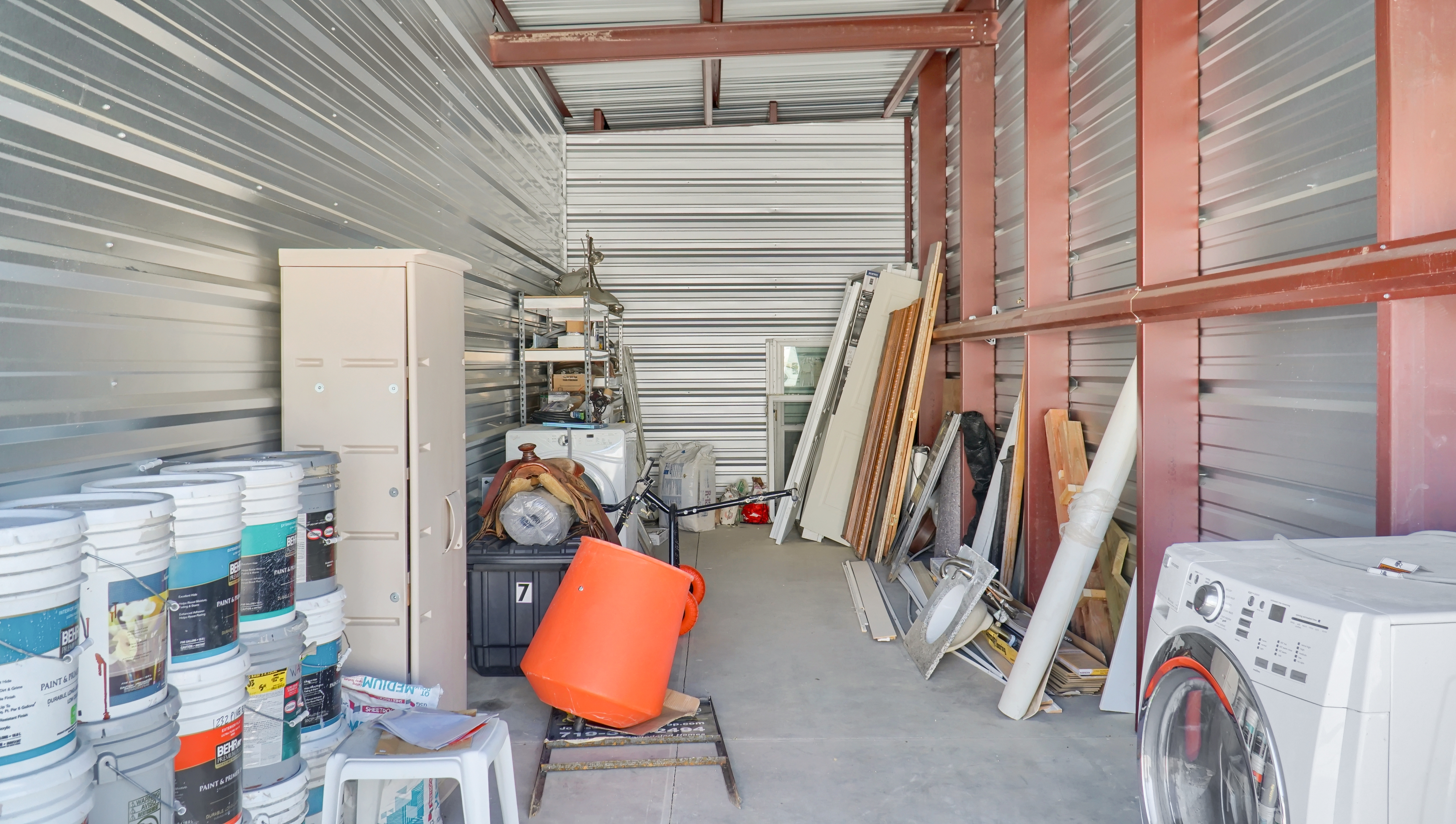 Small Business Storage