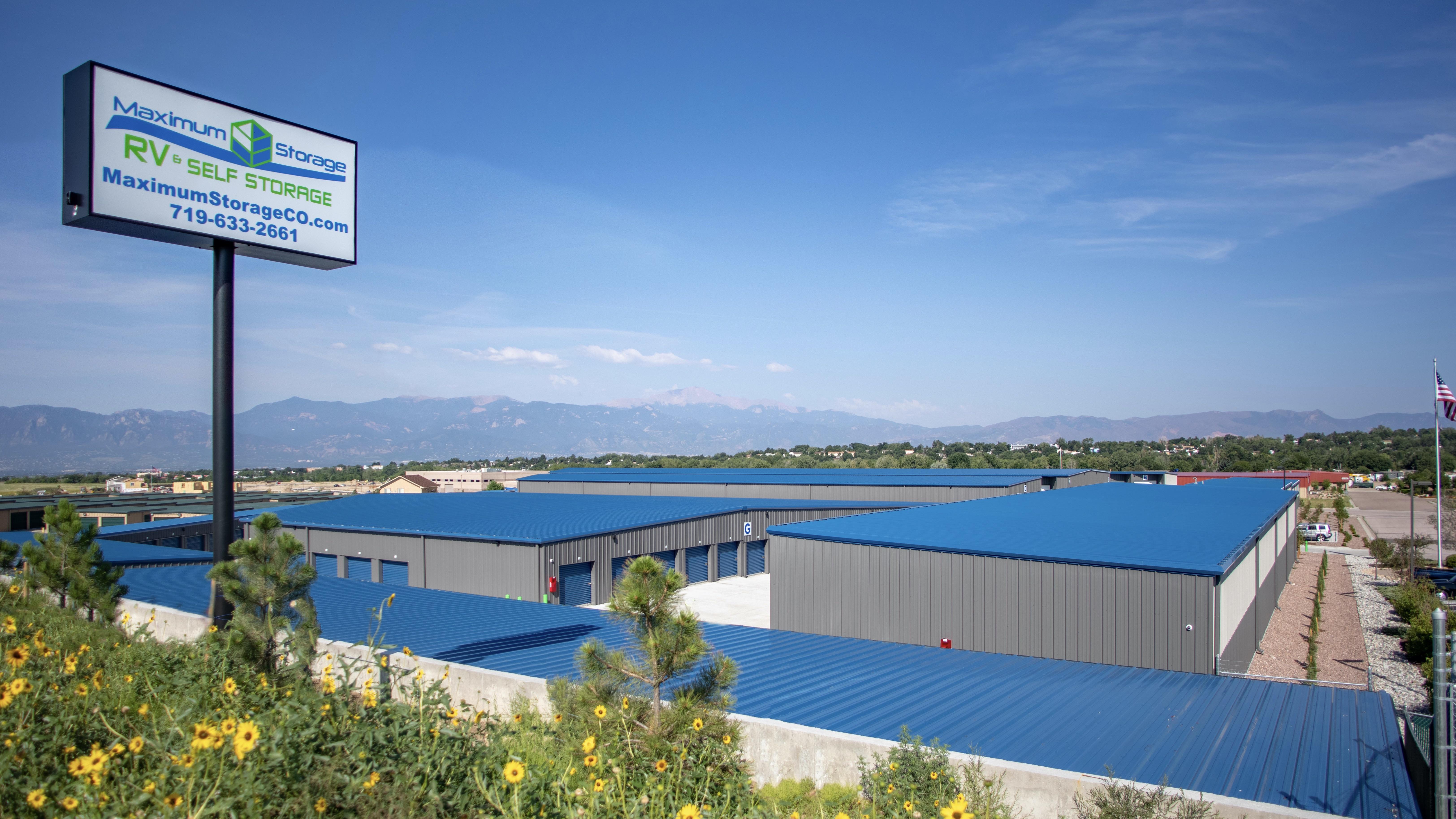 Best storage facility colorado springs