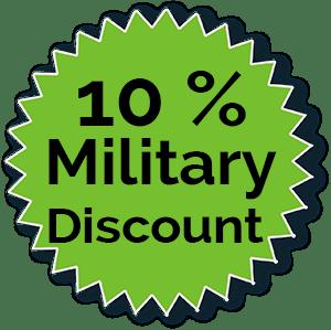 10% Military