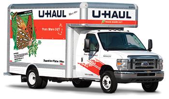 15 foot truck rental