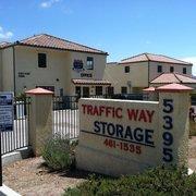 Traffic Way Storage
