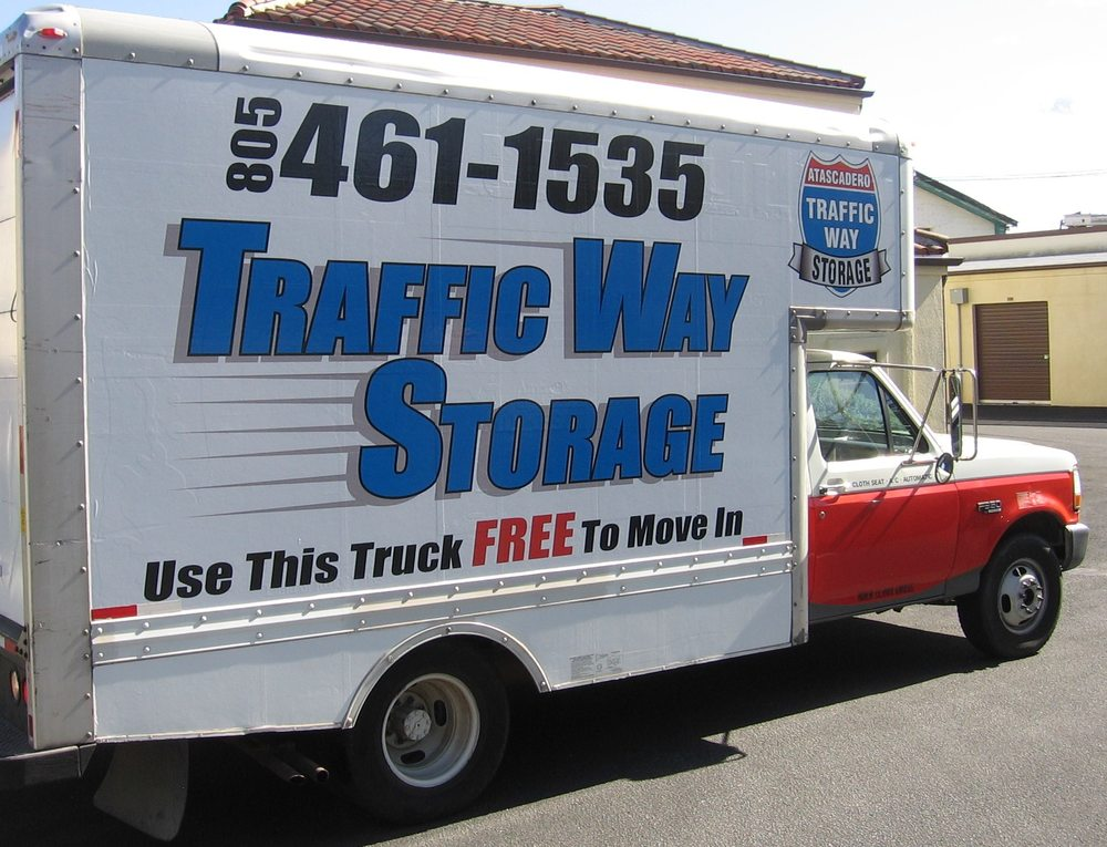 Truck Rental in Atascadero, CA