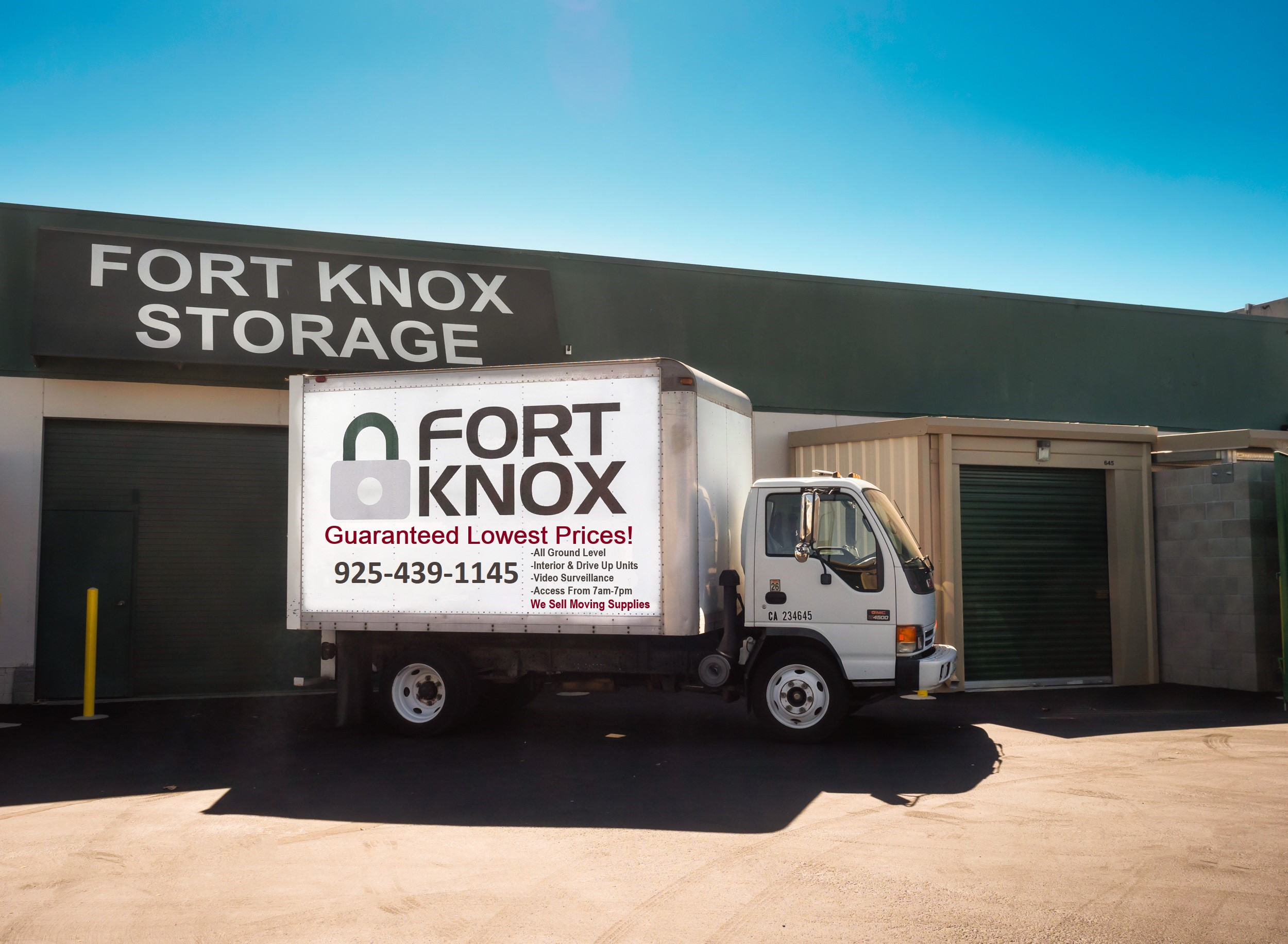 Fort Knox Truck