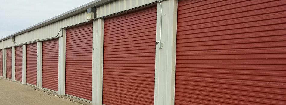 outdoor self storage