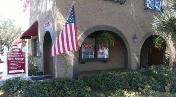 Bison Storage is locally owned and operated in Clearwater, FL