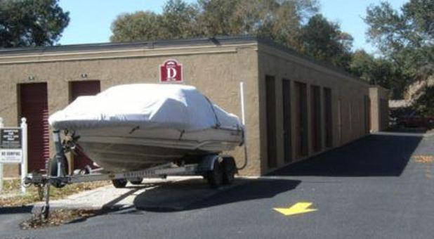 Boat & RV Storage at Bison Storage in Clearwater, FL