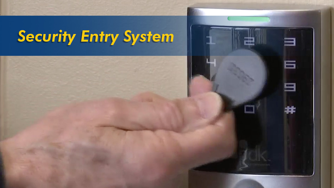 Secure Fob Entry System