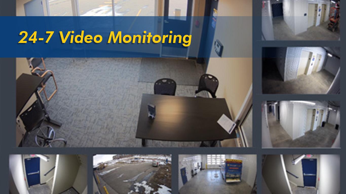 24/7 Video Monitoring