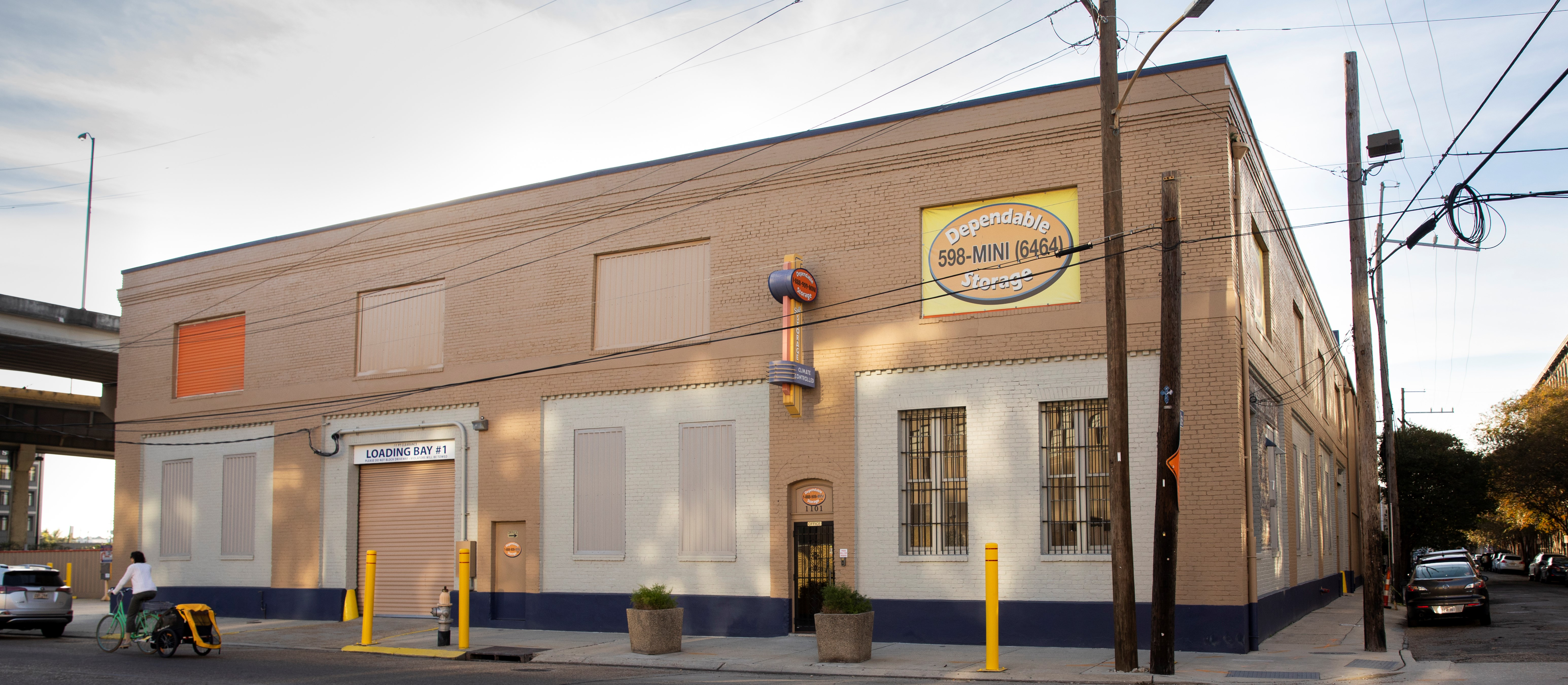 storage units in central business district new orleans