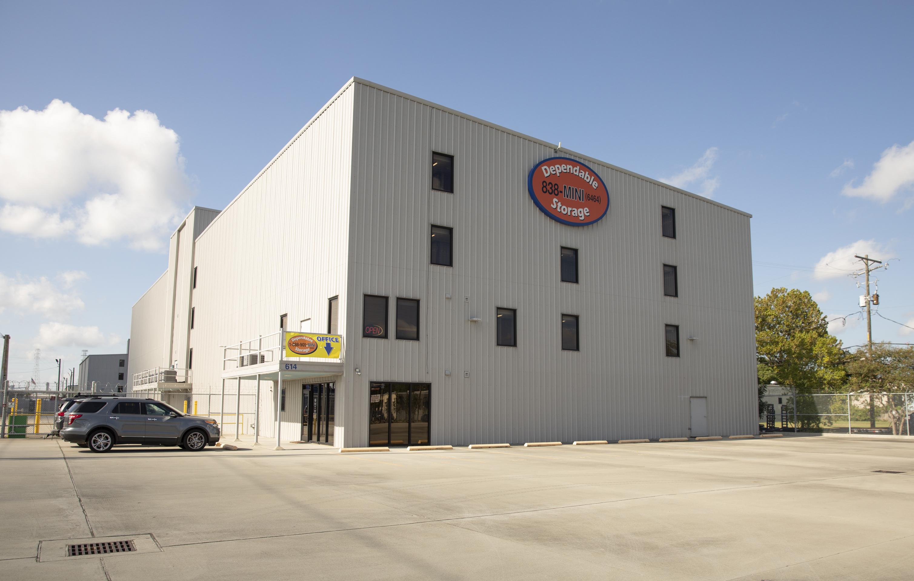secure and safe storage facility Jefferson, LA