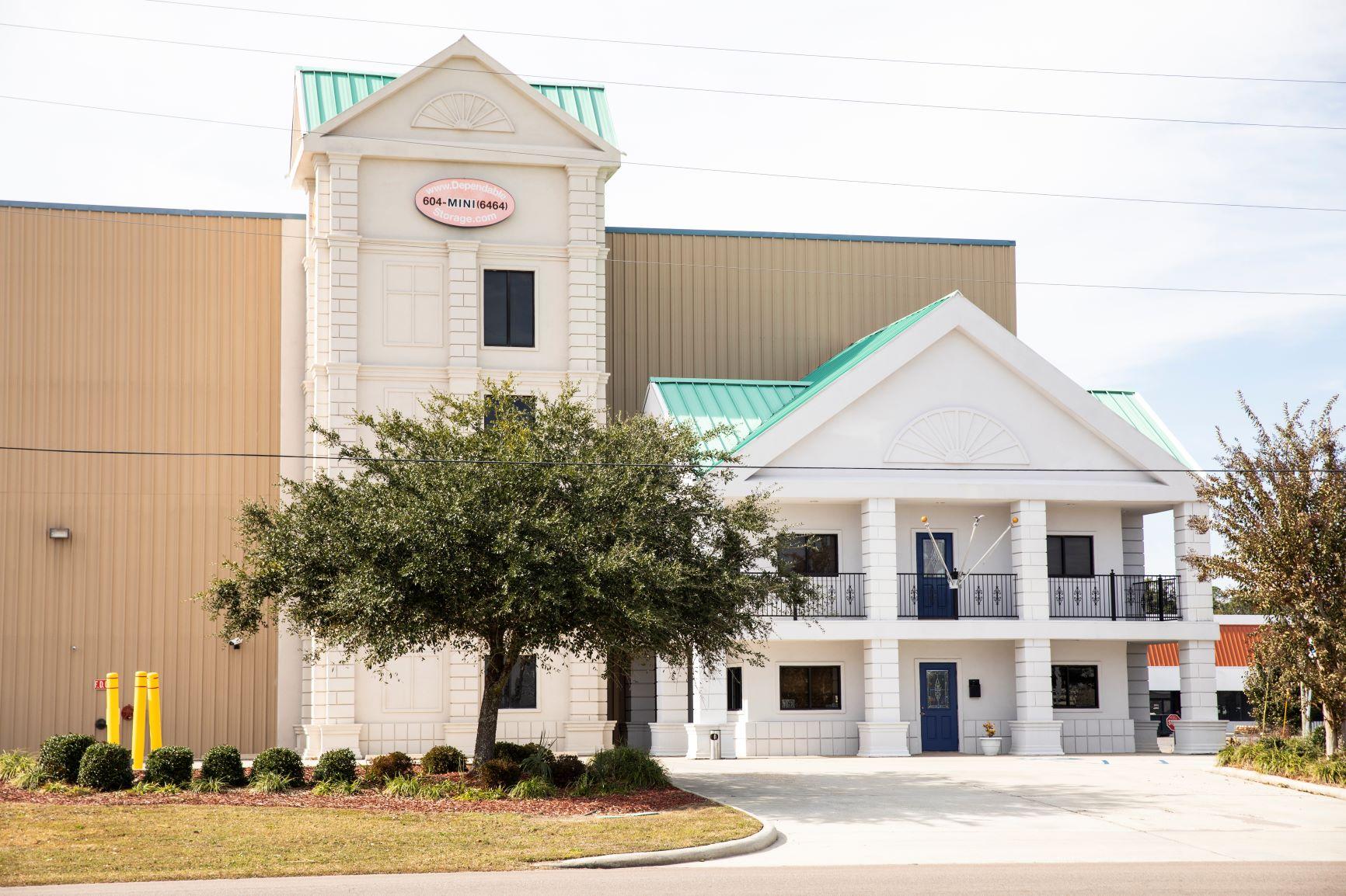 multi floor storage facility gulfport, ms