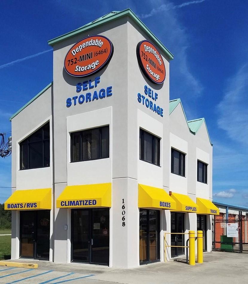 multi floor storage facility prairieville