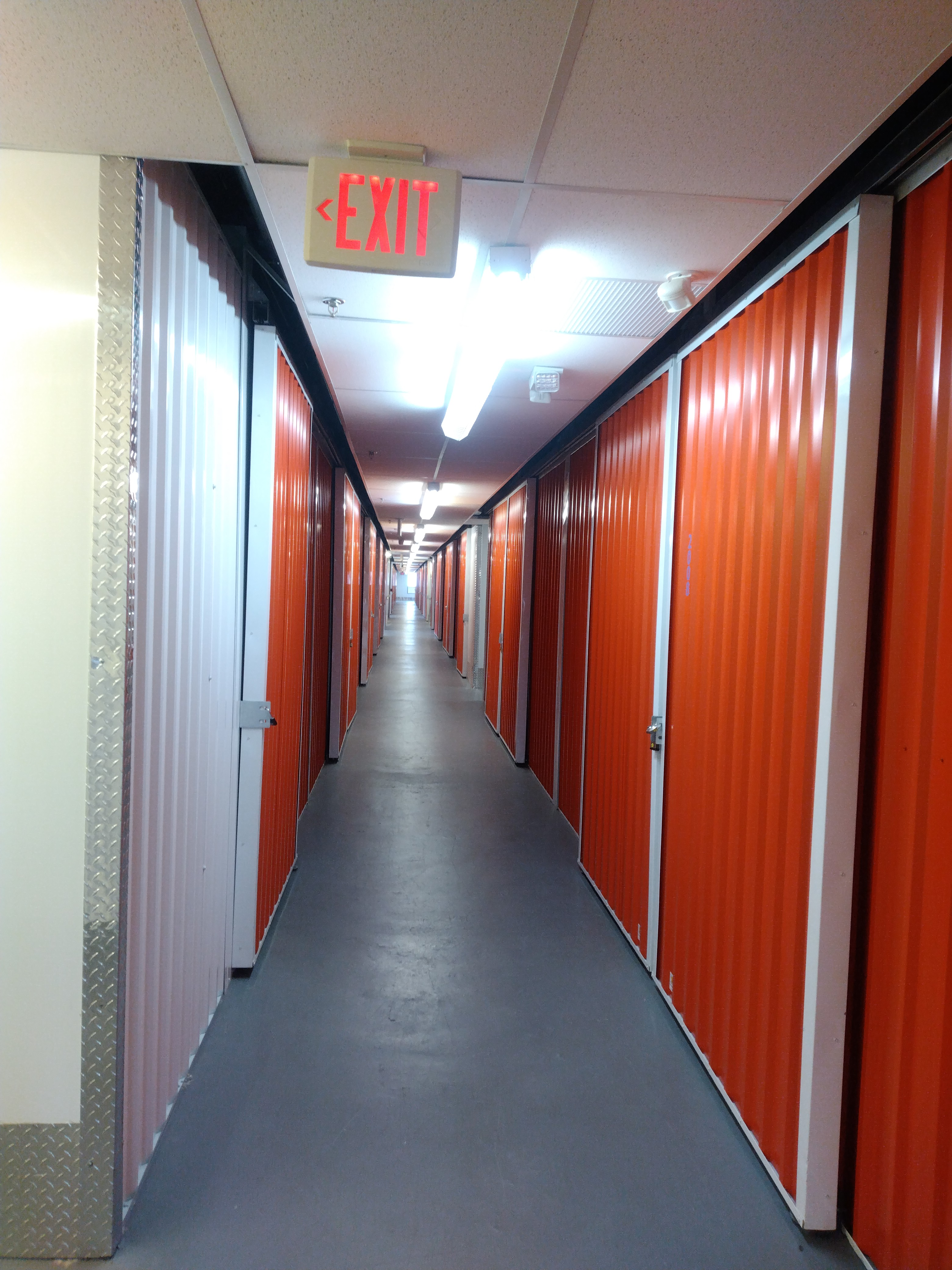 interior hallway climate units in gulfport, ms