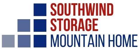 Southwind Storage Mountain Home Logo