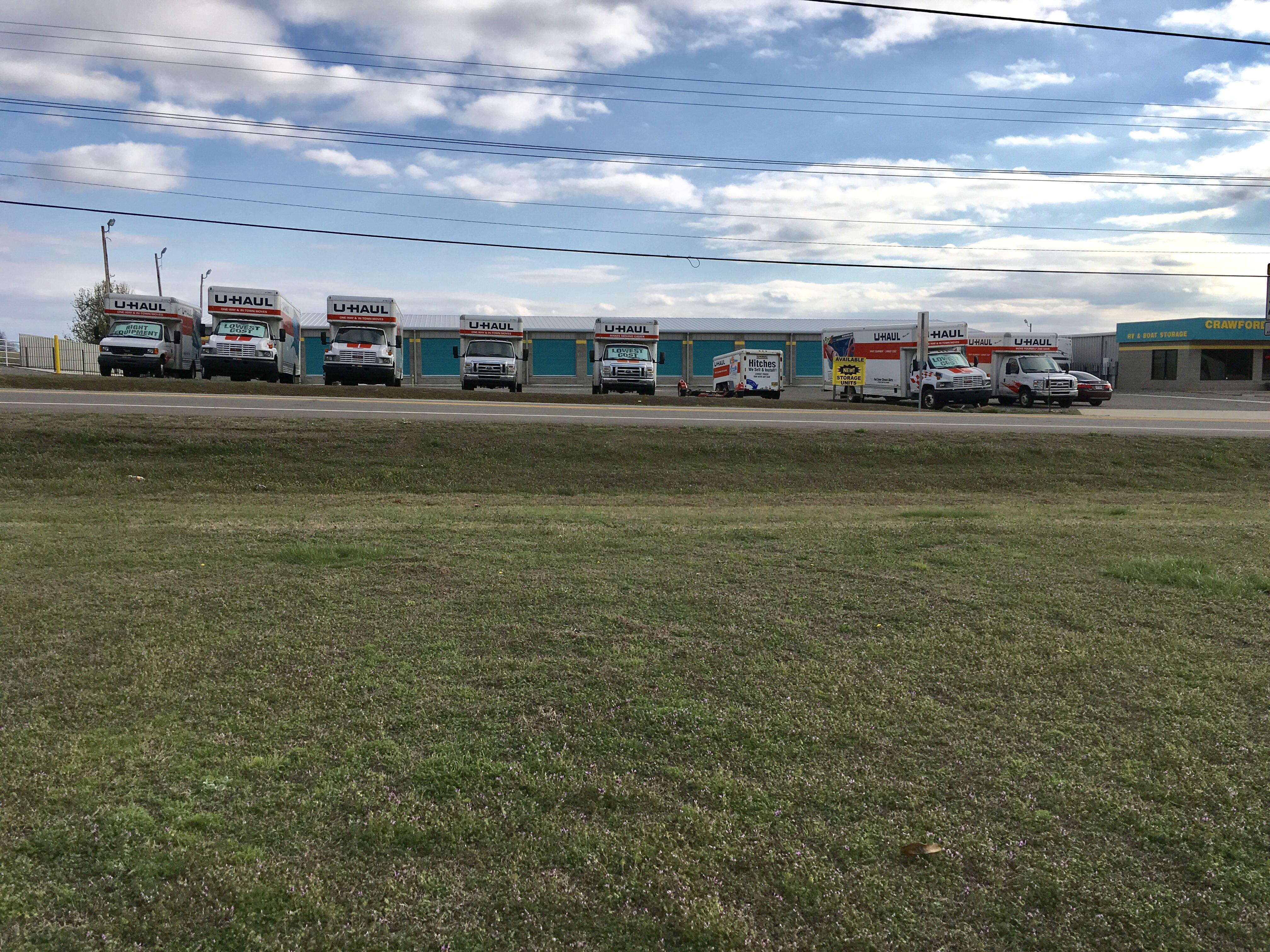 uhaul trucks for rent