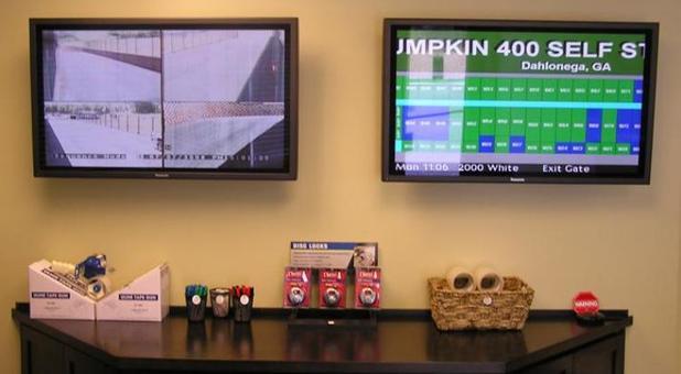 Lumpkin 400 Storage monitoring