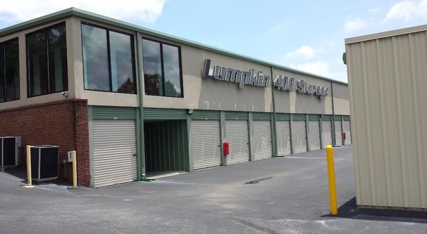 Lumpkin 400 Storage building