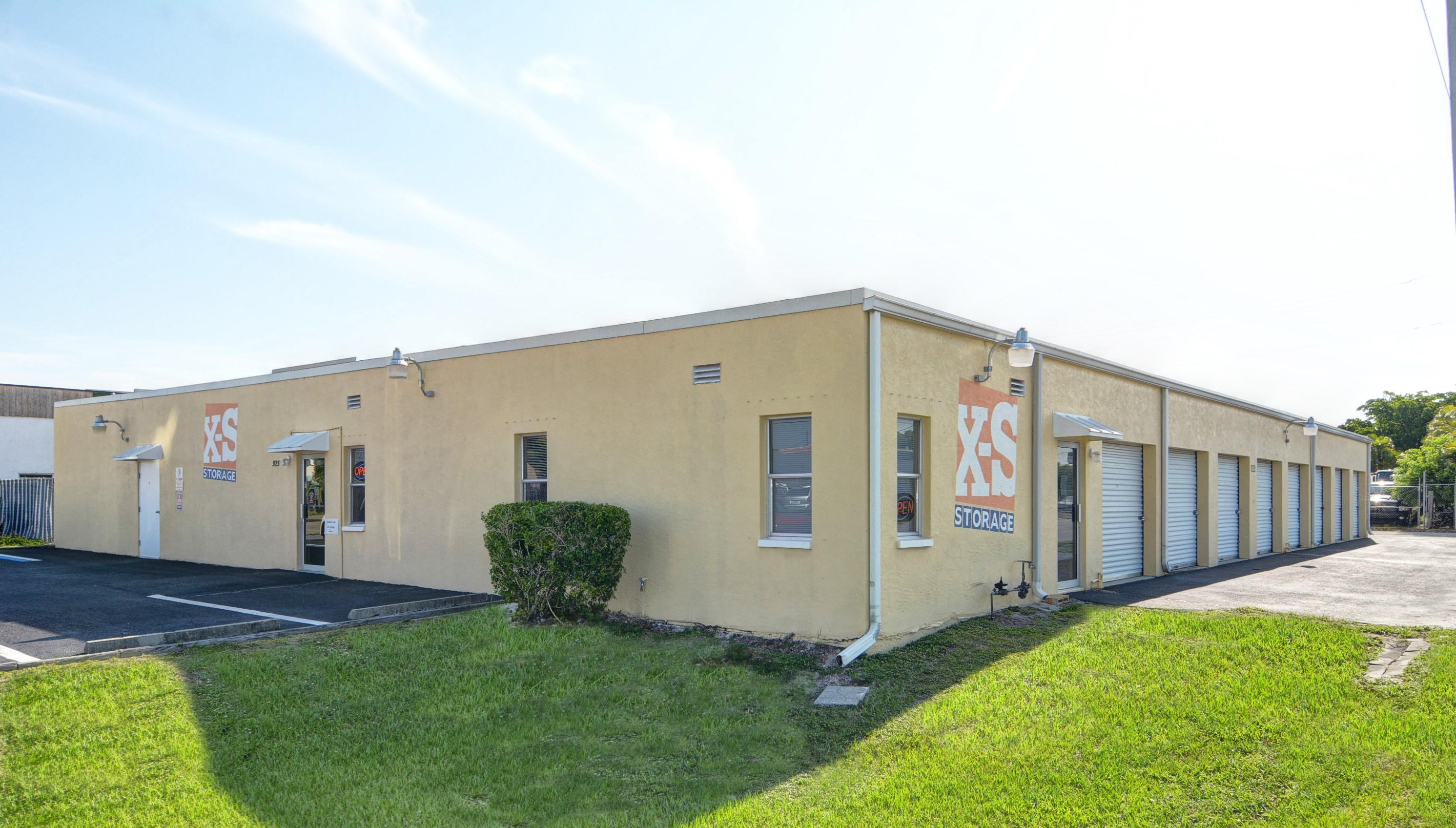 X-S Storage Facility