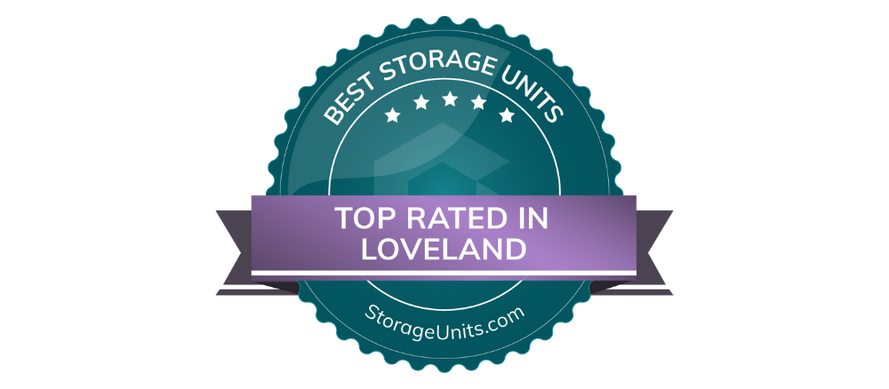 BEST STORAGE UNITS TOP RATED IN LOVELAND