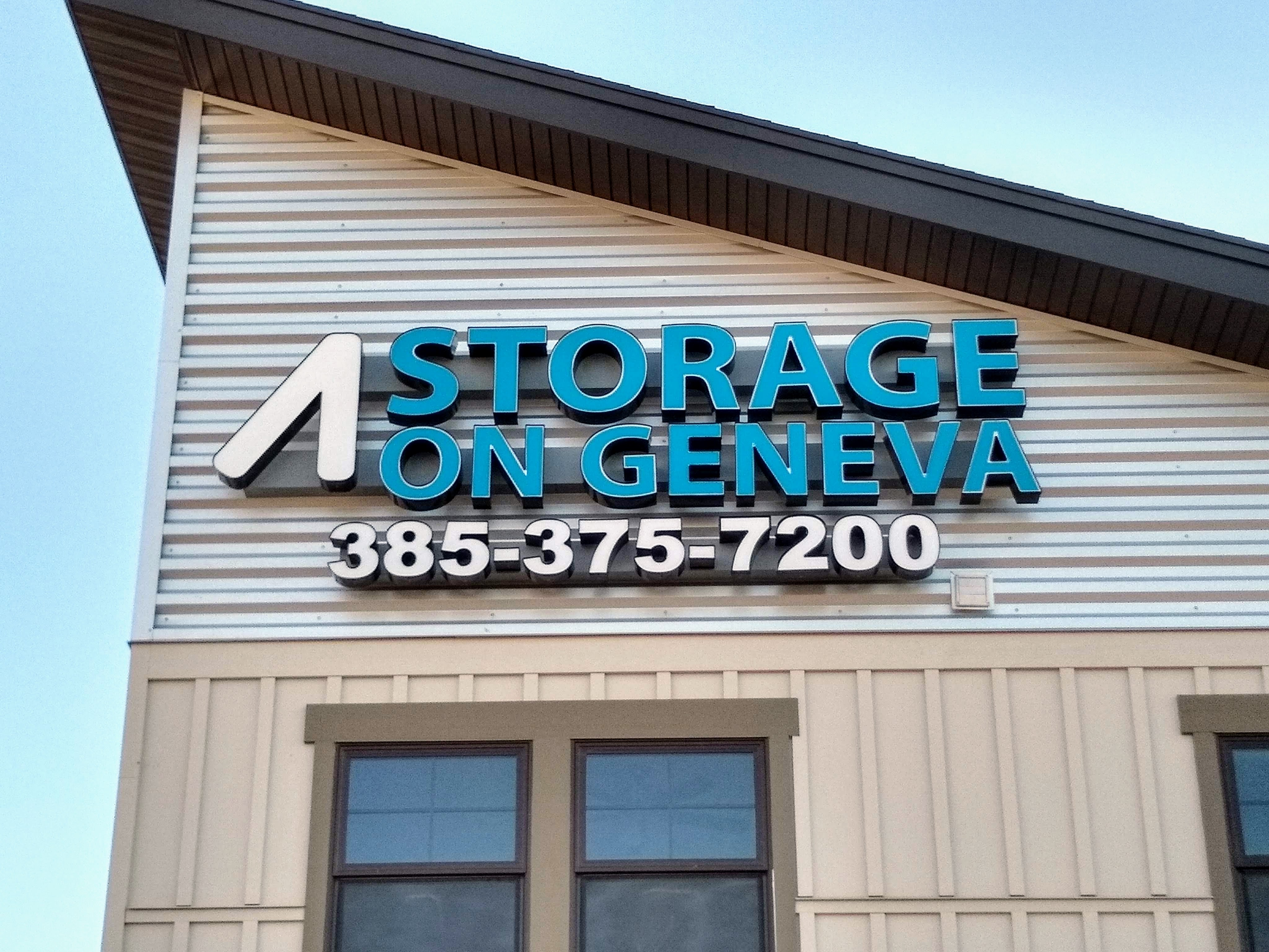 Storage on Geneva Facility