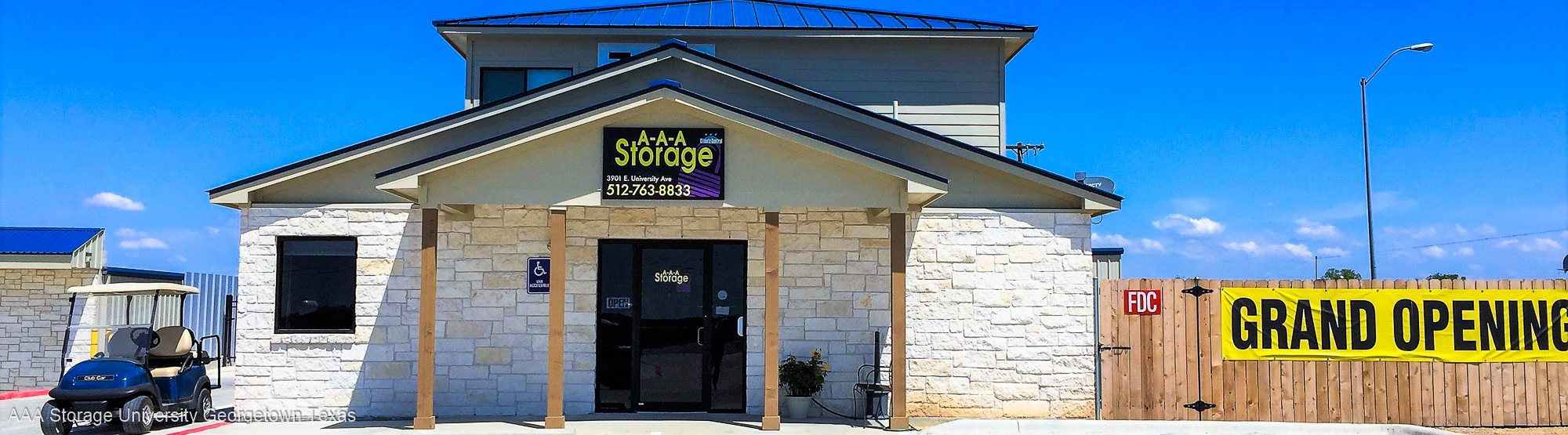 Georgetown Texas storage near me