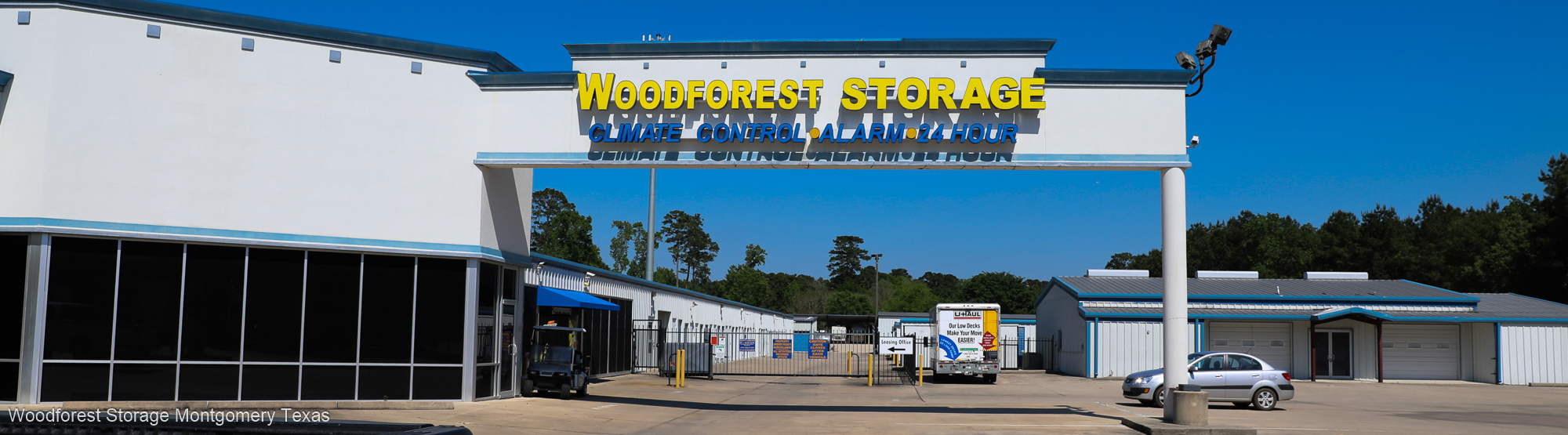 Woodforest Storage, Montgomery Texas 77316